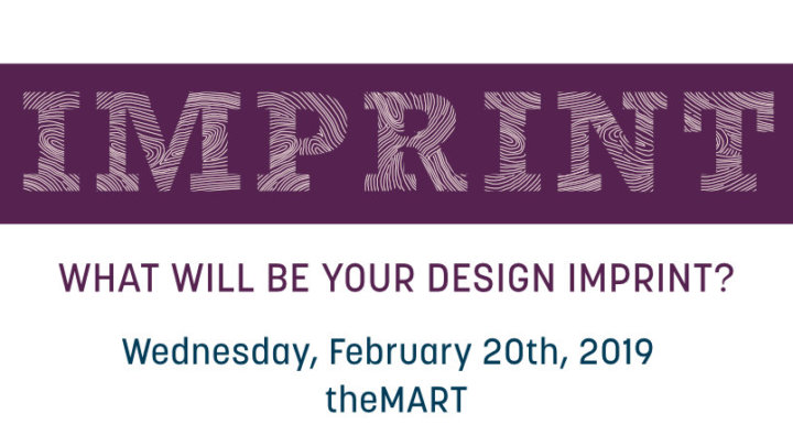 IMPRINT: WHAT WILL BE YOUR DESIGN IMPRINT?