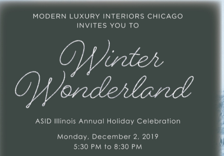 Join us December 2 for our Annual Holiday Celebration!