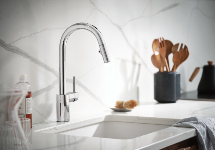 Industry Partner Spotlight: Say Hello to Your New Kitchen Assistant: The U by Moen™ Smart Faucet