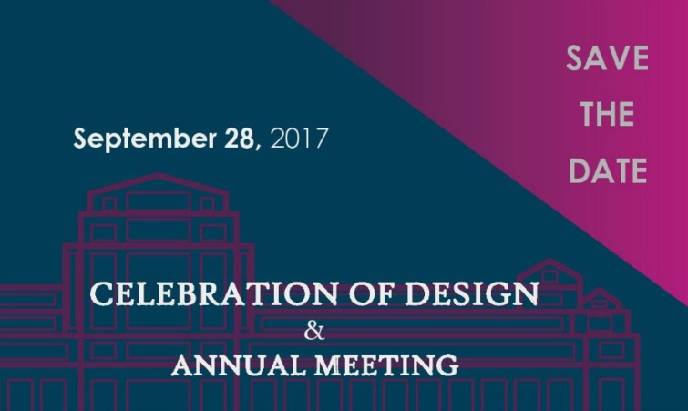 Celebration of Design & Annual Meeting